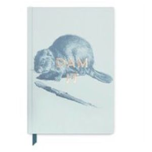 Designworks Ink Classic Journal Book, Dam It